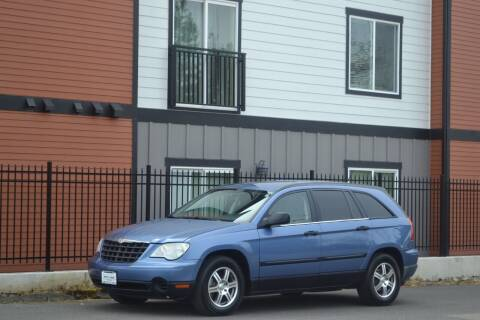 2007 Chrysler Pacifica for sale at Skyline Motors Auto Sales in Tacoma WA