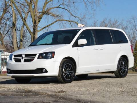 2019 Dodge Grand Caravan for sale at Tonys Pre Owned Auto Sales in Kokomo IN