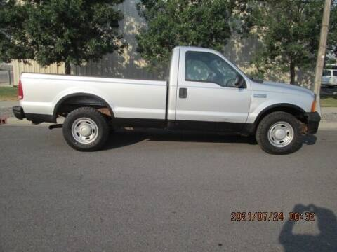 2005 Ford F-250 Super Duty for sale at Auto Acres in Billings MT