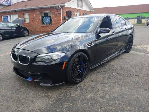 2013 BMW M5 for sale at L&M Auto Import in Gastonia NC