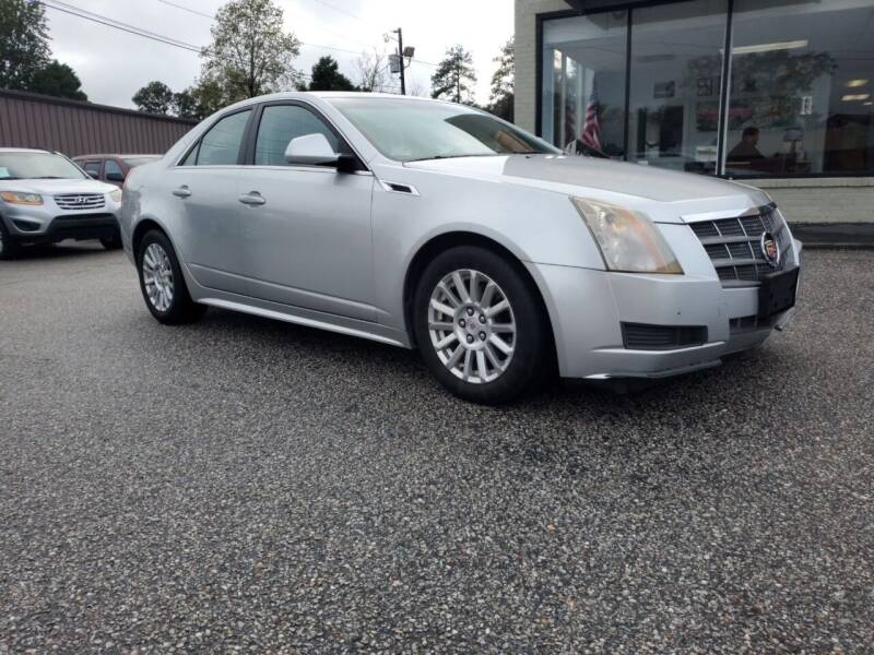 2011 Cadillac CTS for sale at Ron's Used Cars in Sumter SC