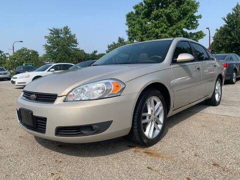 2008 Chevrolet Impala for sale at Columbus Car Trader in Reynoldsburg OH