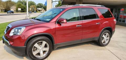 2011 GMC Acadia for sale at City Auto Sales in La Crosse WI