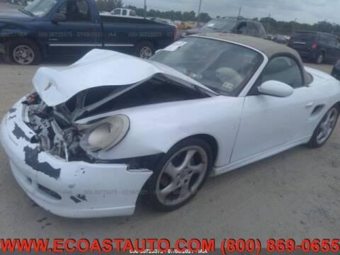 1999 Porsche Boxster for sale at East Coast Auto Source Inc. in Bedford VA
