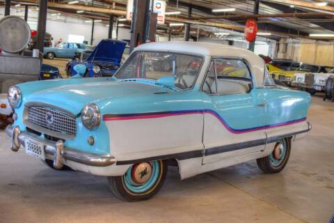 1959 Nash Metropolitan for sale at Hooked On Classics in Watertown MN