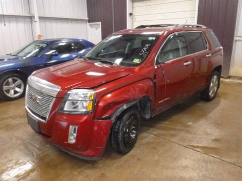 2013 GMC Terrain for sale at East Coast Auto Source Inc. in Bedford VA