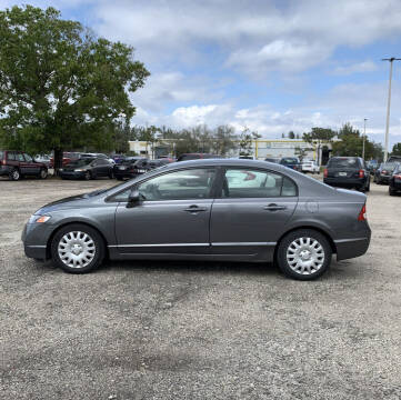 2010 Honda Civic for sale at World Wide Auto in Fayetteville NC