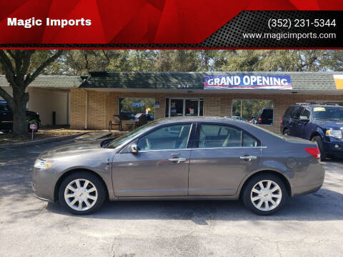 2012 Lincoln MKZ for sale at Magic Imports in Melrose FL