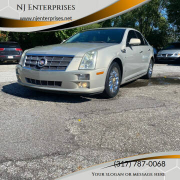 2008 Cadillac STS for sale at NJ Enterprises in Indianapolis IN