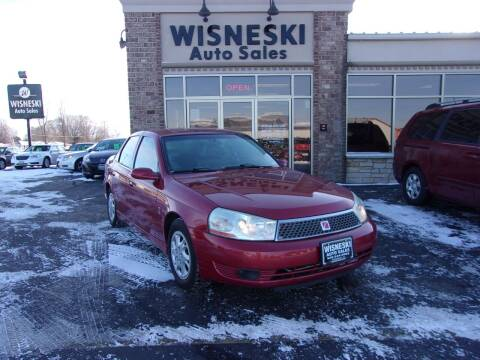 2003 Saturn L-Series for sale at Wisneski Auto Sales, Inc. in Green Bay WI