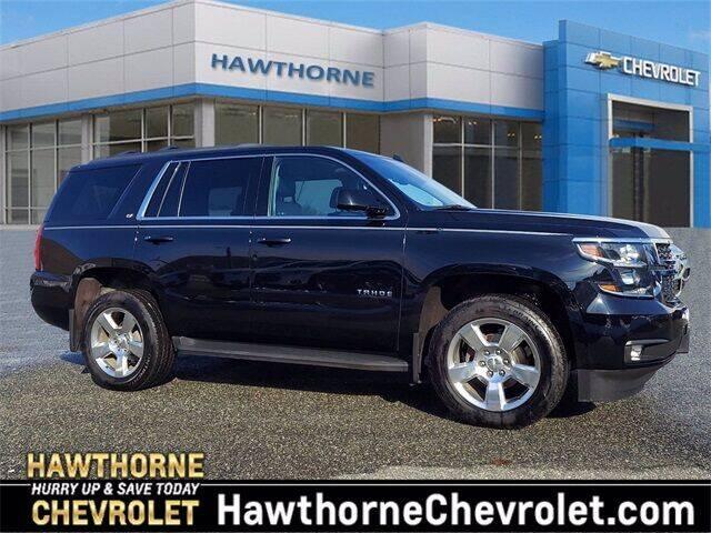 2017 Chevrolet Tahoe for sale at Hawthorne Chevrolet in Hawthorne NJ