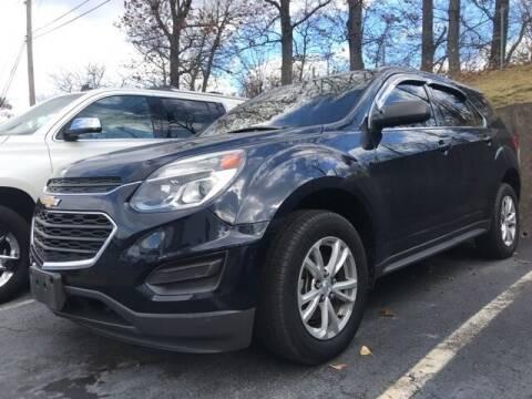 2017 Chevrolet Equinox for sale at Mark Sweeney Buick GMC in Cincinnati OH
