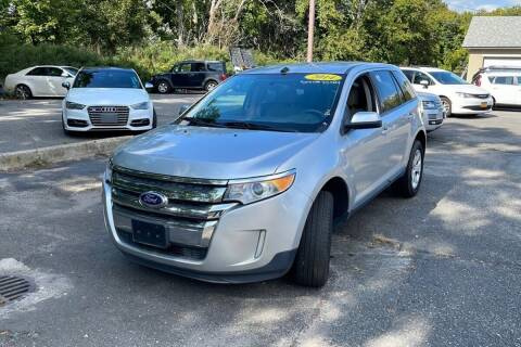2014 Ford Edge for sale at Mass Auto Exchange in Framingham MA