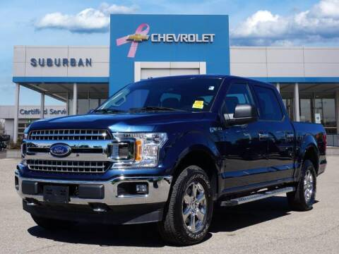 2018 Ford F-150 for sale at Suburban Chevrolet of Ann Arbor in Ann Arbor MI
