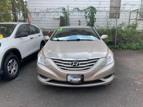 2012 Hyundai Sonata for sale at 77 Auto Mall in Newark NJ
