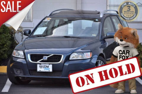 2008 Volvo V50 for sale at JDM Auto in Fredericksburg VA