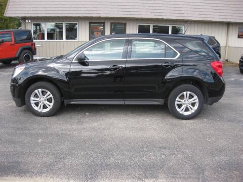 2012 Chevrolet Equinox for sale at Greens Motor Company in Forreston IL