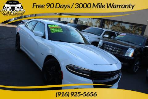 2017 Dodge Charger for sale at West Coast Auto Sales Center in Sacramento CA