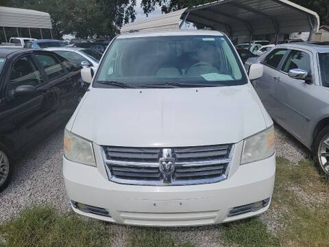 2009 Dodge Grand Caravan for sale at Wally's Cars ,LLC. in Morehead City NC