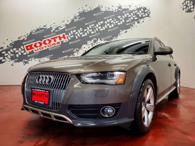2014 Audi Allroad for sale in Longmont, CO
