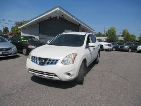 2013 Nissan Rogue for sale at Crown Auto in South Salt Lake UT