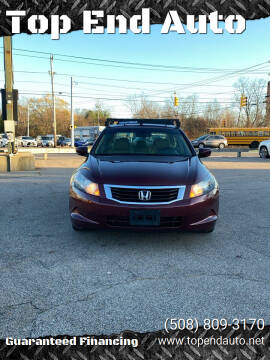 2009 Honda Accord for sale at Top End Auto in North Atteboro MA
