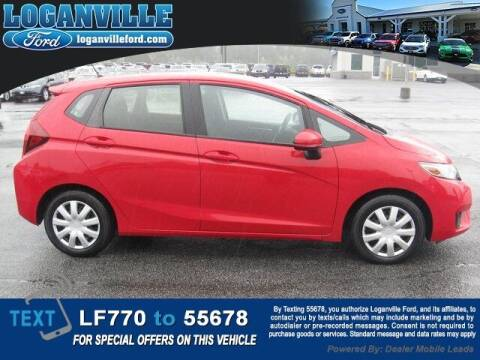2016 Honda Fit for sale at Loganville Quick Lane and Tire Center in Loganville GA