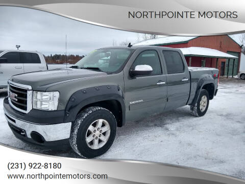 2011 GMC Sierra 1500 for sale at Northpointe Motors in Kalkaska MI