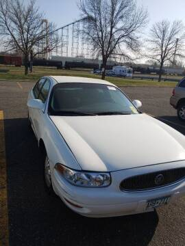 2004 Buick LeSabre for sale at WB Auto Sales LLC in Barnum MN