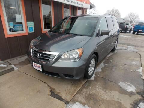 2010 Honda Odyssey for sale at Autoland in Cedar Rapids IA