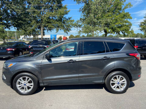2018 Ford Escape for sale at Econo Auto Sales Inc in Raleigh NC