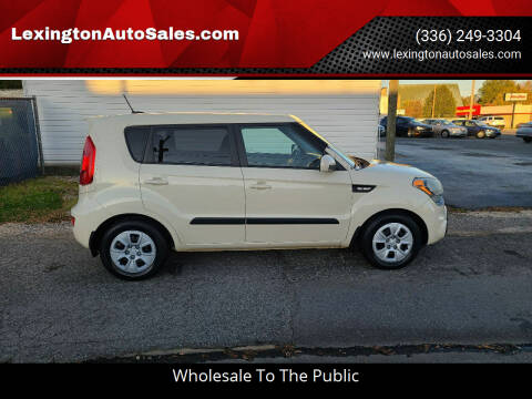 2013 Kia Soul for sale at LexingtonAutoSales.com in Lexington NC