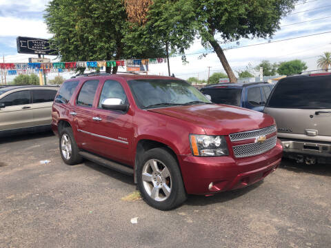 2010 Chevrolet Tahoe for sale at Valley Auto Center in Phoenix AZ