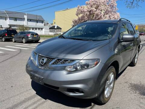 2013 Nissan Murano for sale at Kapos Auto, Inc. in Ridgewood, Queens NY