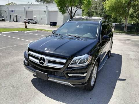 2016 Mercedes-Benz GL-Class for sale at Best Price Car Dealer in Hallandale Beach FL