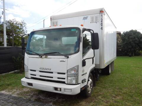 2012 Isuzu NQR for sale at MPH IMPORT & EXPORT INC in Miami FL
