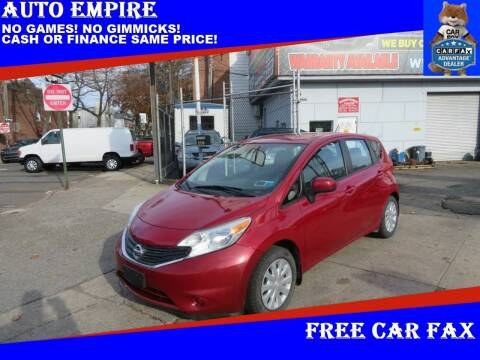 2014 Nissan Versa Note for sale at Auto Empire in Brooklyn NY