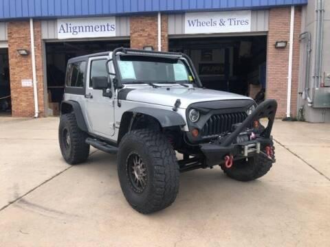 2010 Jeep Wrangler for sale at Wilson Autosports LLC in Fort Walton Beach FL