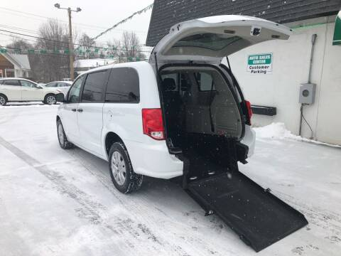 2019 Dodge Grand Caravan for sale at Auto Sales Center Inc in Holyoke MA