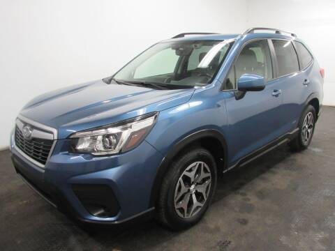 2019 Subaru Forester for sale at Automotive Connection in Fairfield OH