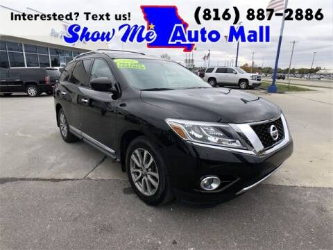 2016 Nissan Pathfinder for sale at Show Me Auto Mall in Harrisonville MO