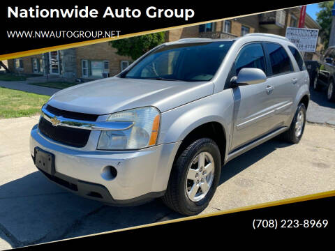 2007 Chevrolet Equinox for sale at Nationwide Auto Group in Melrose Park IL