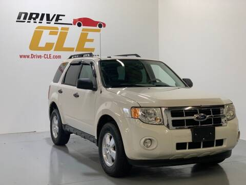 2011 Ford Escape for sale at Drive CLE in Willoughby OH