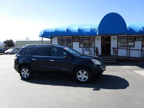 2007 GMC Acadia for sale at Jim's Cars by Priced-Rite Auto Sales in Missoula MT