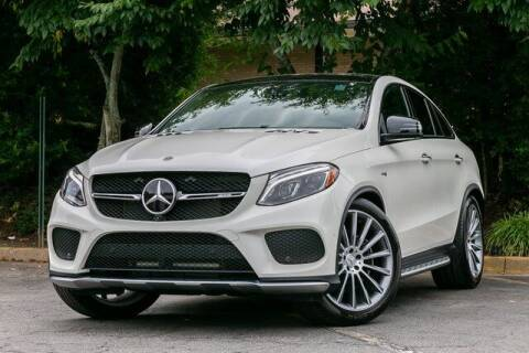 2019 Mercedes-Benz GLE for sale at Gravity Autos Atlanta in Atlanta GA