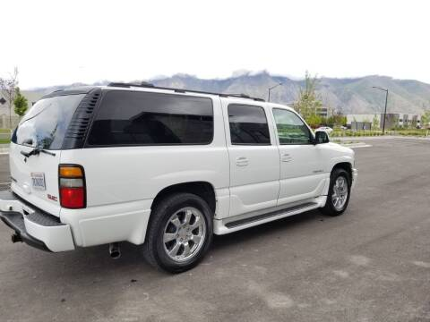 2006 GMC Yukon XL for sale at FRESH TREAD AUTO LLC in Springville UT