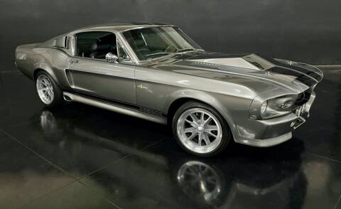 1968 Ford Mustang Fastback C code Eleano for sale at Pro Auto Showroom in Milpitas CA