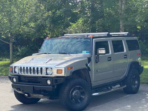 2007 HUMMER H2 for sale at Diamond Automobile Exchange in Woodbridge VA