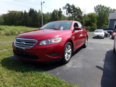 2011 Ford Taurus for sale at Pool Auto Sales Inc in Spencerport NY