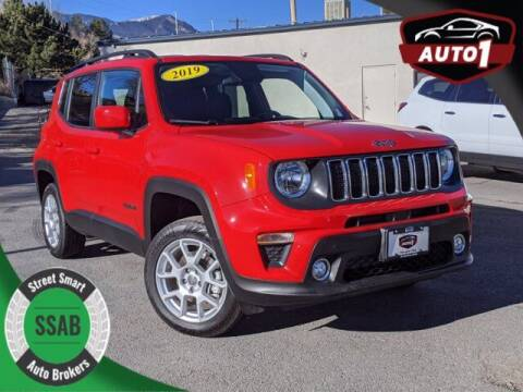 2019 Jeep Renegade for sale at Street Smart Auto Brokers in Colorado Springs CO